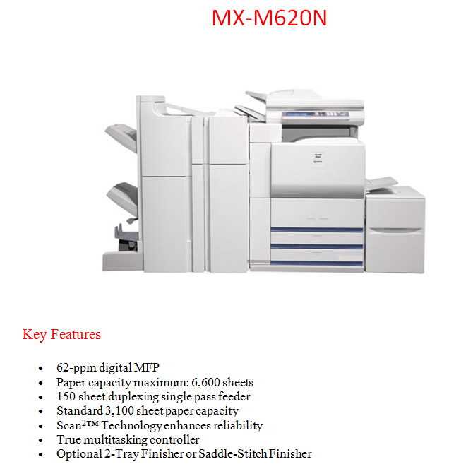 MX-M620