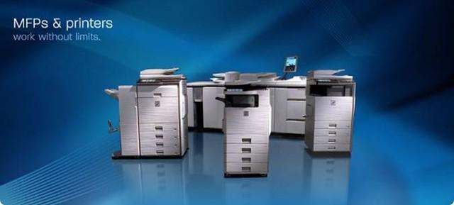 Sharp Multifunction copiers Atlanta